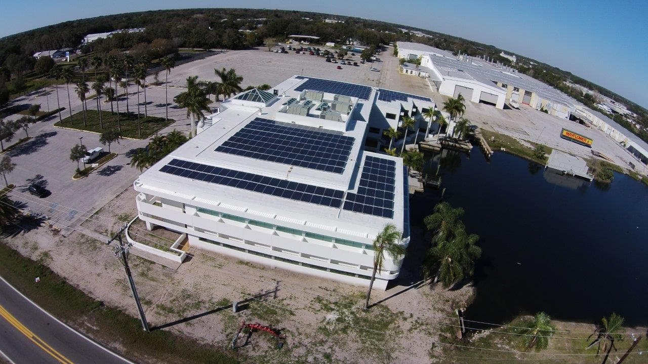 Commercial Solar Power Florida Florida Commercial Solar